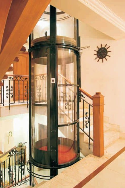 A homelift luxus s praktikum for Small elevator for house